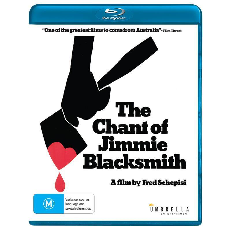 Chant of Jimmie Blacksmith BLu-Ray (Region ABC)