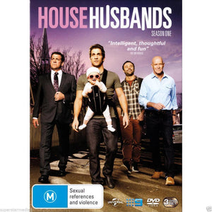 House Husbands: Season 1 (3 Discs) DVD