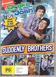 Drake and Josh: Suddenly Brothers DVD