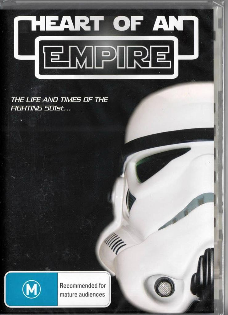 Heart Of An Empire DVD