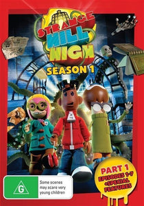Strange Hill High: Season 1 - Part 1 (Episodes 1 - 7) DVD