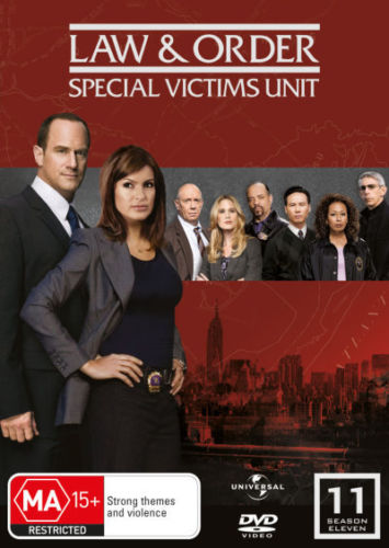 Law and Order SVU - Season 11 DVD