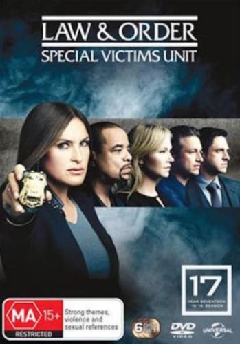 Law and Order: Special Victims Unit - Season 17 DVD
