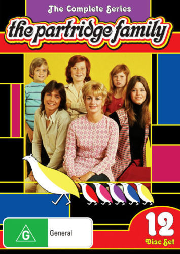 The Partridge Family: The Complete Series DVD