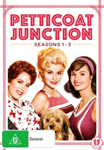 Petticoat Junction: Seasons 1 - 3 DVD