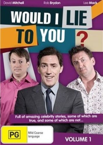 Would I Lie to You? Volume 1