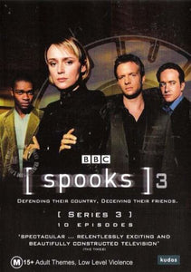 SPOOKS SERIES 3
