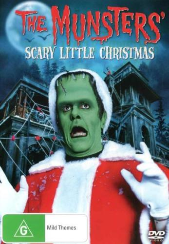MUNSTERS SCARY LITTLE CHRISTMAS