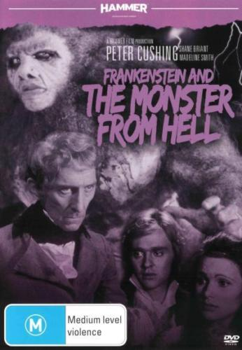 FRANKENSTEIN & THE MONSTER FROM HELL