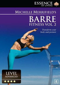 MICHELLE MERRIFIELD BARRE FITNESS 2 - Advanced