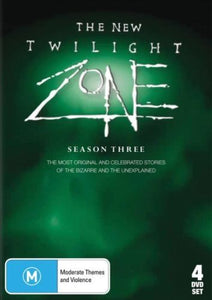 TWILIGHT ZONE - THE NEW TWILIGHT ZONE Season 3