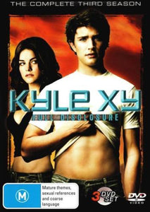Kyle XY: The Complete Season 3 - Full Disclosure DVD
