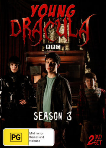 Young Dracula: Season 3 DVD