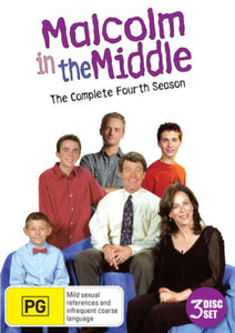 Malcolm in the Middle - Season 4