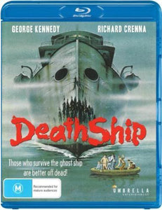 Death Ship Blu-Ray