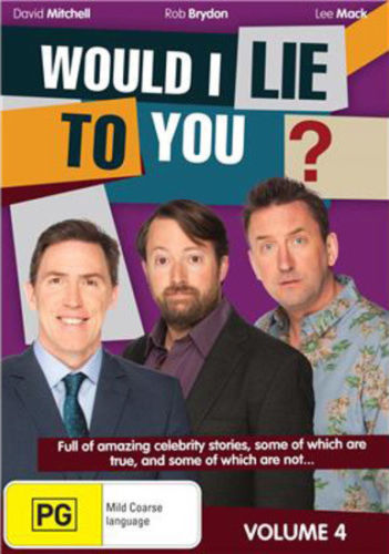 WOULD I LIE TO YOU VOL 4