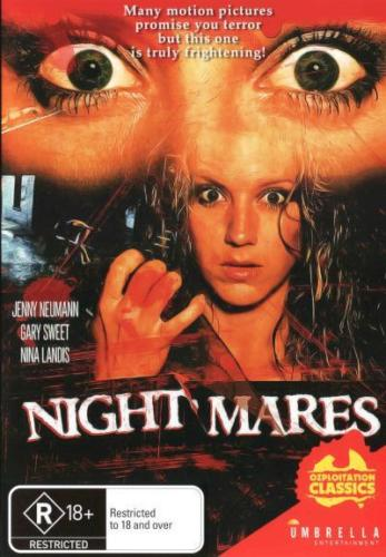 Nightmares DVD