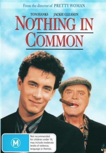 NOTHING IN COMMON DVD