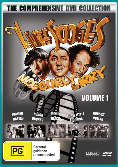 The Three Stooges Collection Volume 1