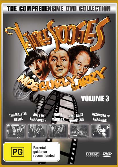 THE THREE STOOGES COLLECTION VOLUME 3