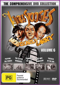 THE THREE STOOGES COLLECTION VOLUME 6