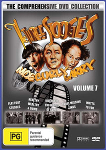 THE THREE STOOGES COLLECTION VOLUME 7