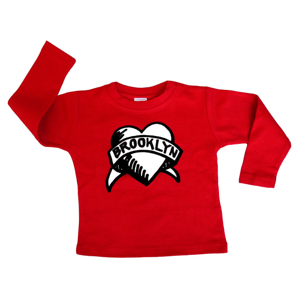 Brooklyn Heart T-shirt