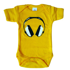 Ear Muff Bodysuit