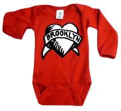 Brooklyn Heart Bodysuit