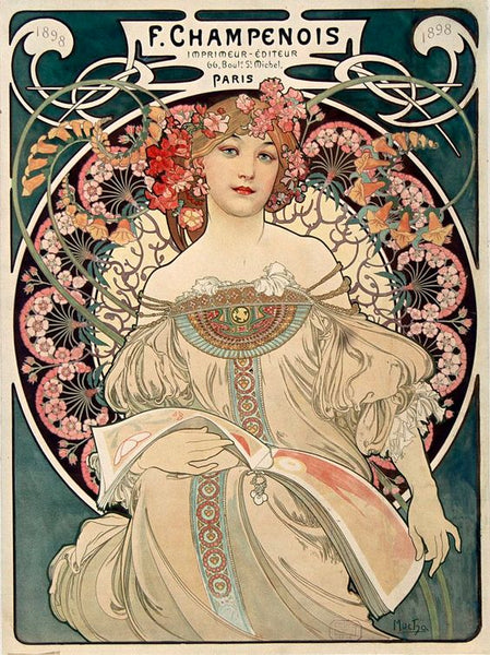 Functional Fashion of Art Nouveau