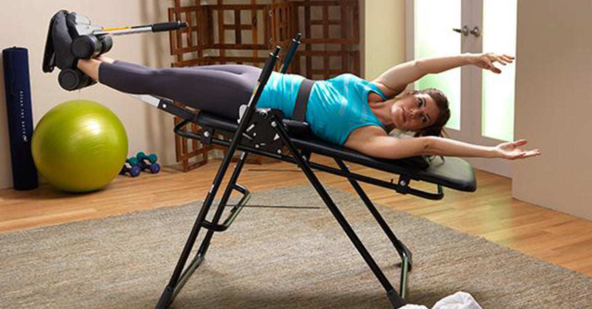 Inversion Table Benefits | Relax the Back - Relax The Back