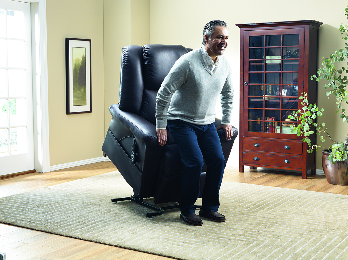 Shop Lift Chairs: Power Lift Recliners Relax The Back