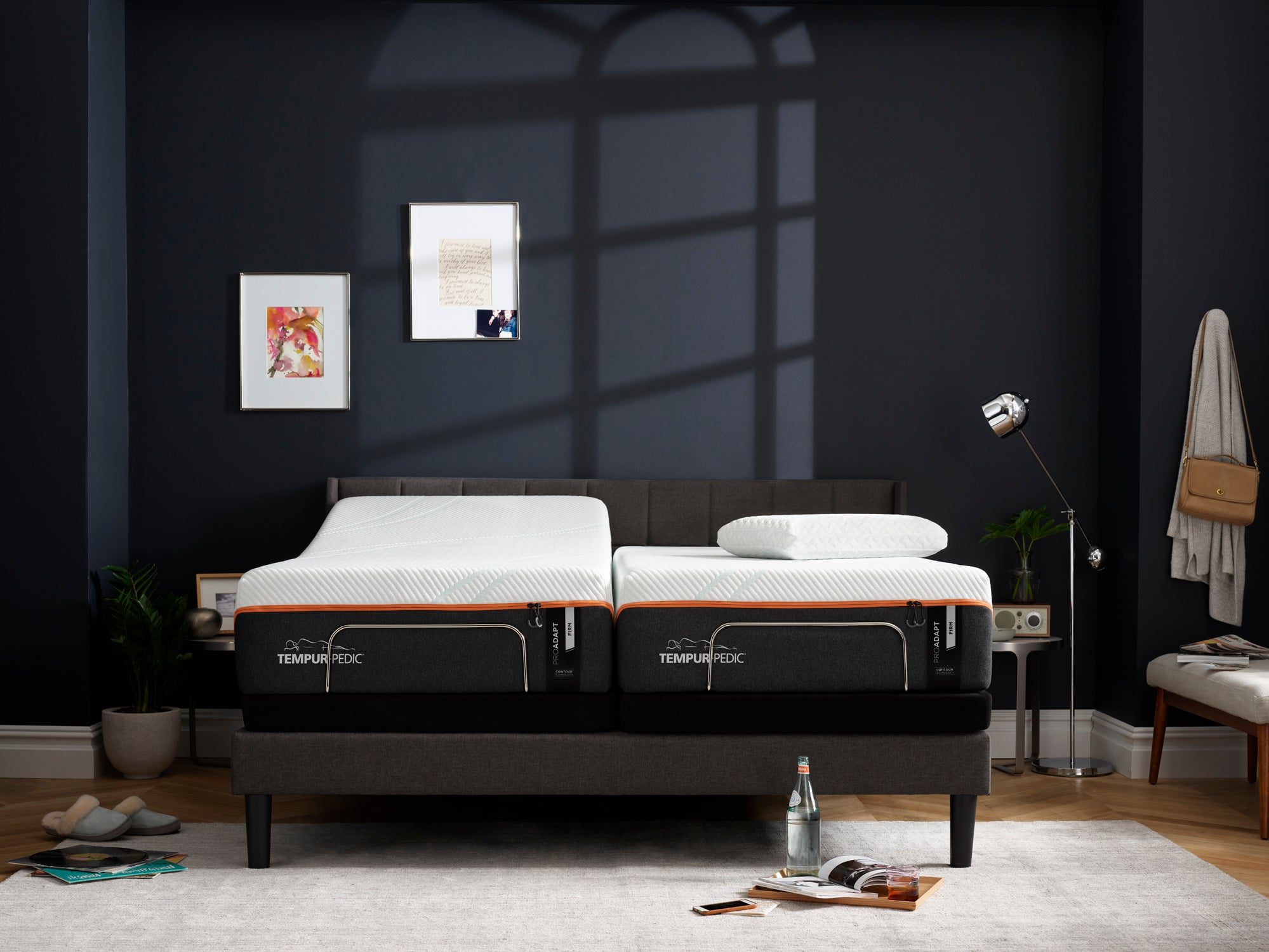 Picture of: Tempur Proadapt Mattress Relax The Back