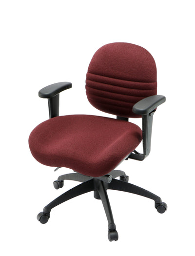 Lifeform Adjustable Contour Task Chair