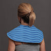 Woman back view of ProtoCold Cerivcal