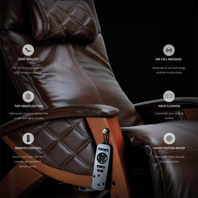 Front view product image of the Hale AirComfort Zero Gravity Recliner