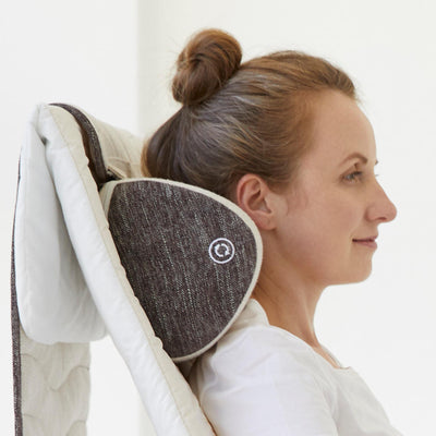 JohnsonWellness Corron Massager In Use