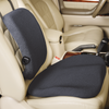 Blue Smoke Color travelite seat and back cushion side shot in a car