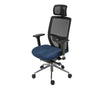 Palisades Executive Mesh High Back Office Chair with Headrest