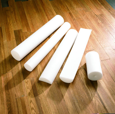 Top view product image of the Exercise and Therapy Foam Rollers