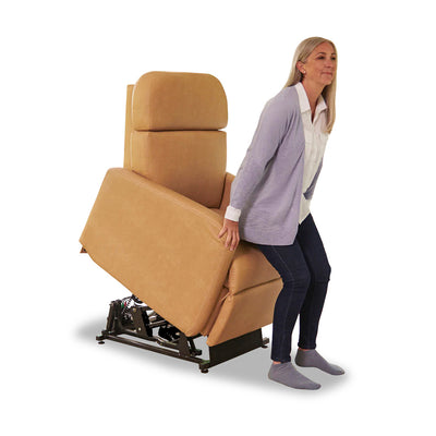 Sunset Lift Chair by Relax The Back