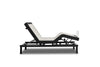 Side view product image of the Tempur ease adjustable bed 2.0