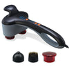 Theratouch Pro Massager with Heat with 3 accessory heads
