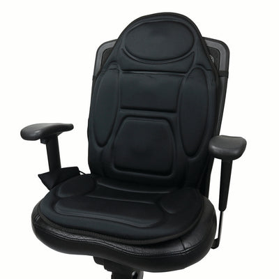 Ultra Massage Chair Pad on top of a chair