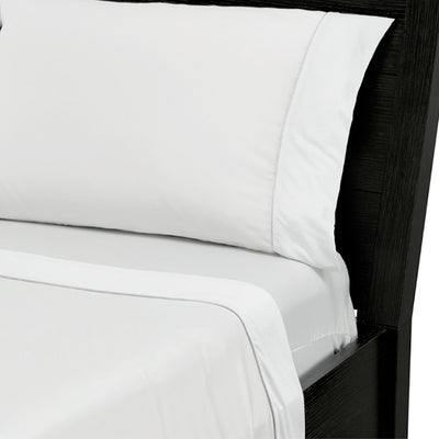 Hyper-Cotton Quick Dry Performance Sheets in white