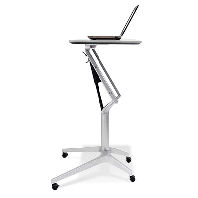 Adjustable Rolling Work Table from Relax The Back