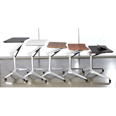 Adjustable Rolling Work Table Relax The Back