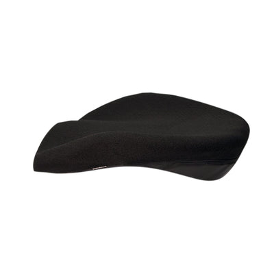 Black TravelLite Wedge Seat Cushion