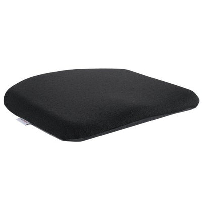 Front view product image of the Ergo Contour Cushion black