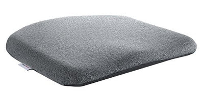 Front view product image of theErgo Contour Cushion gray